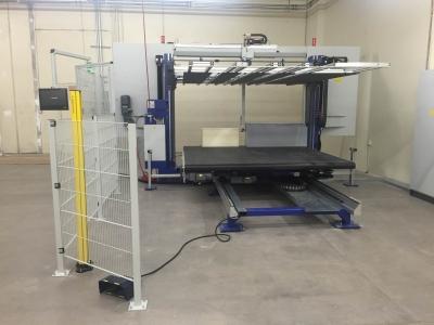 New Baeumer Cutting Machine Has Landed!