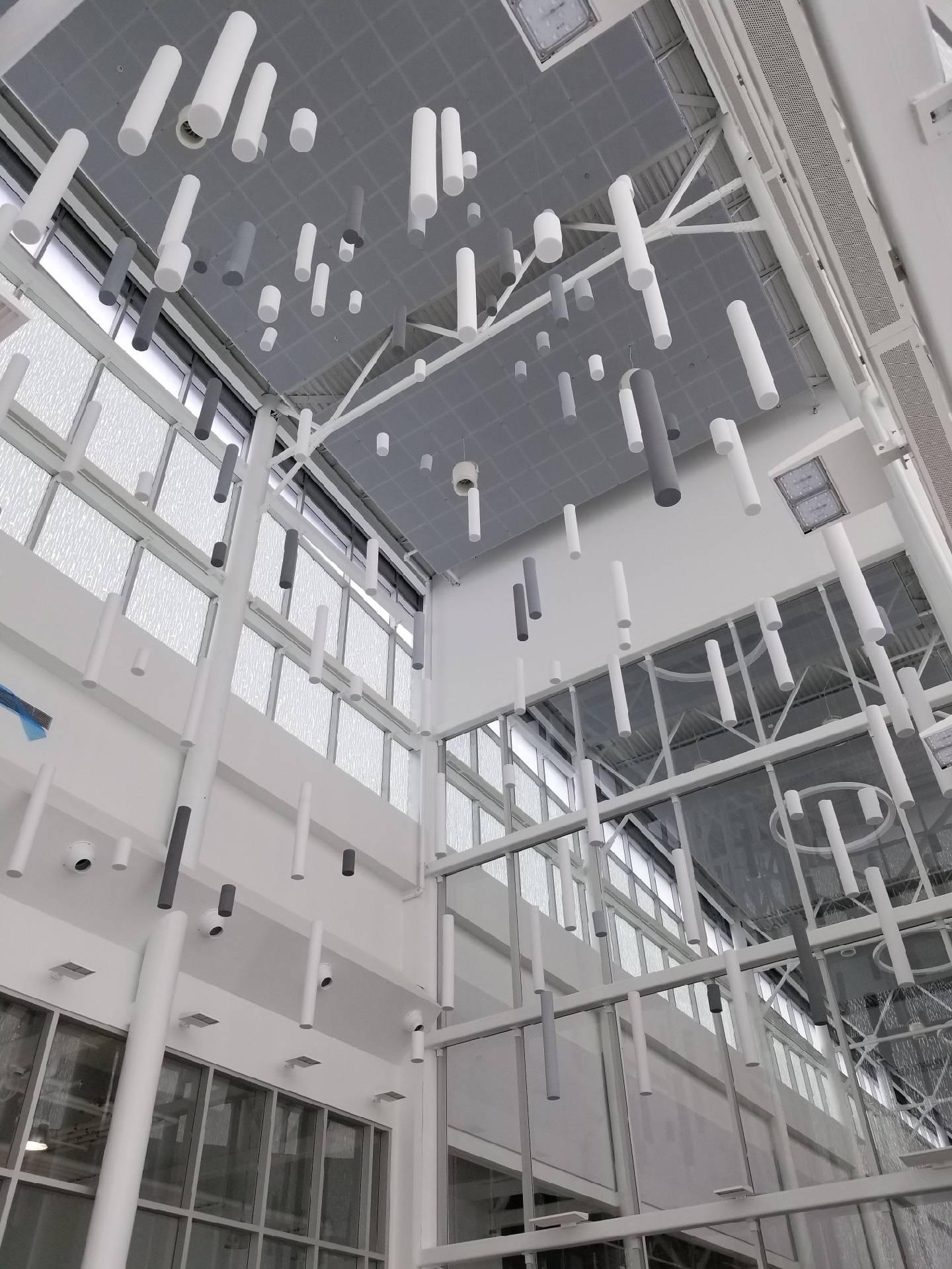 Western Canada Varied Ceiling Baffles