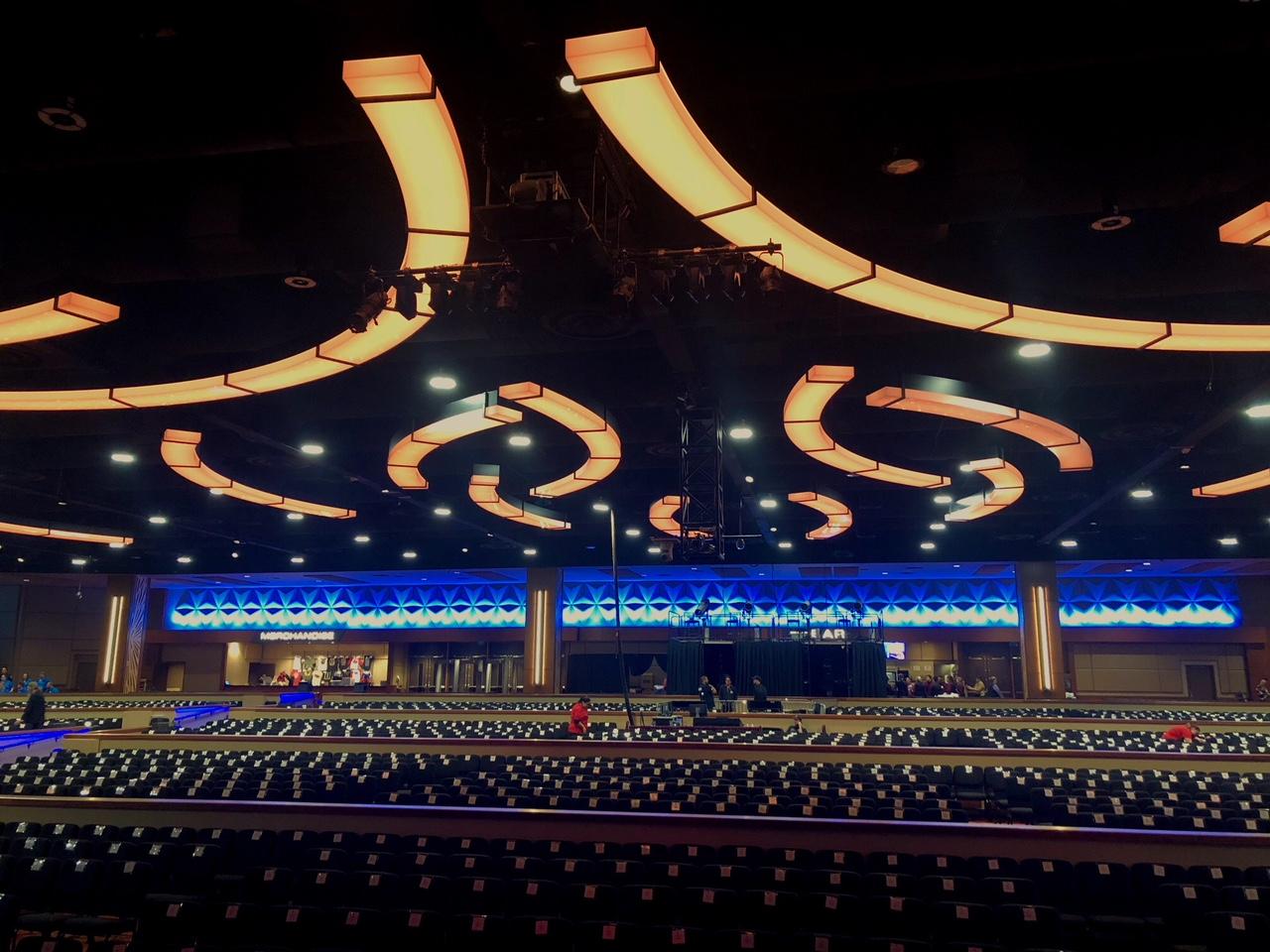 Soaring Eagle Casino - Michigan
