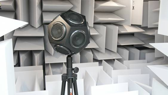 MD Acoustics Anechoic Chamber